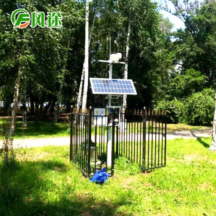 校园自动气象站