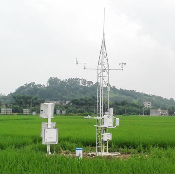 生态环境气象站