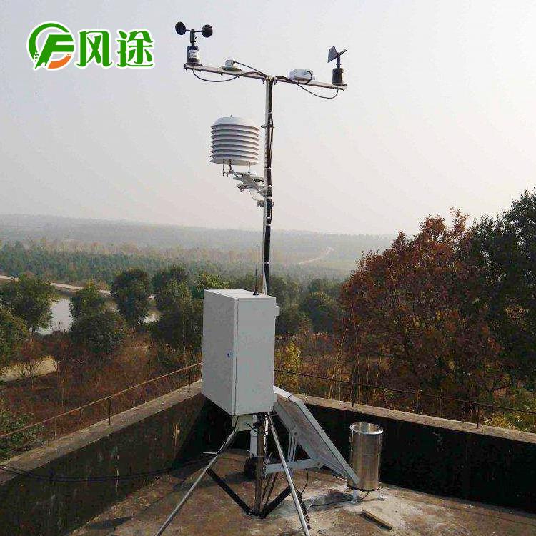 8要素便携式气象站
