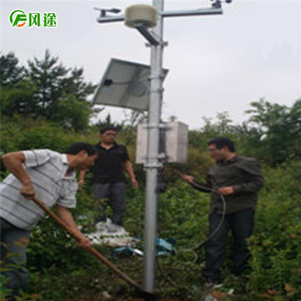 田间小型气象站