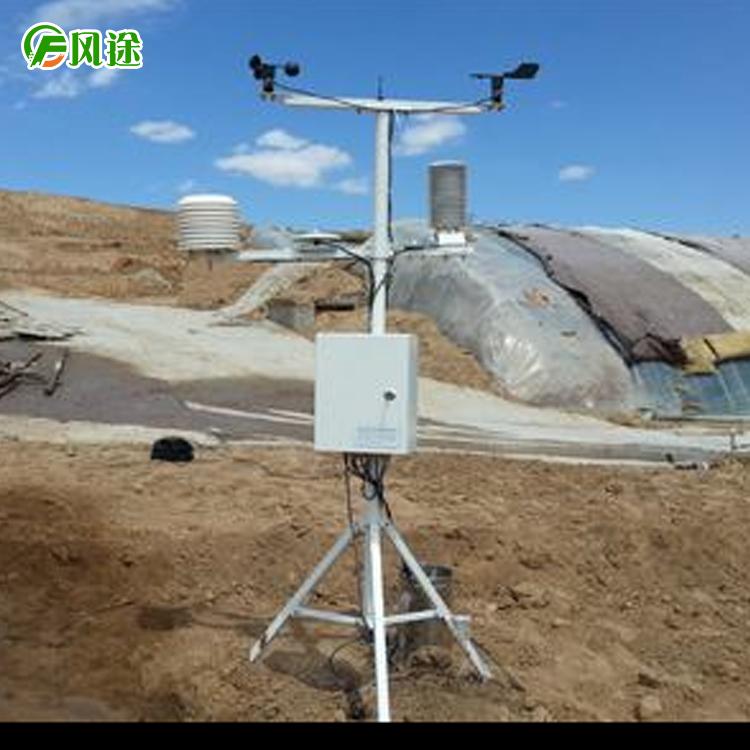 旅游景区自动气象站建设