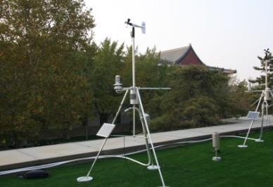 FT-QXBX便携式自动气象站