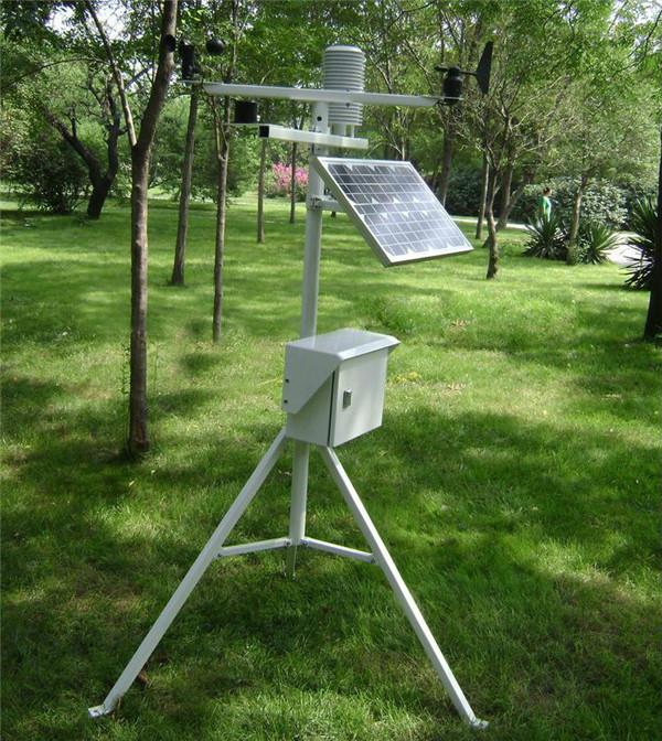 便携式自动气象站